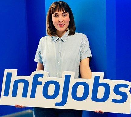Gemma Escribano, directora de marketing de InfoJobs