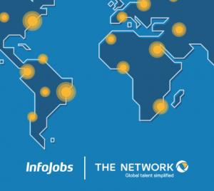 InfoJobs, nuevo partner de The Network, la plataforma online que conecta portales de empleo líderes de todo el mundo