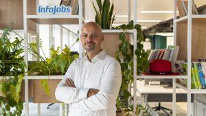 Pedro Serrano, nombrado nuevo director de Marketing de InfoJobs